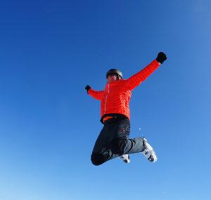 Skiez en janvier