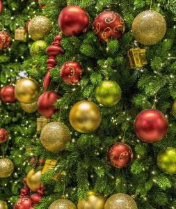 Arbre de Noël personnalisé