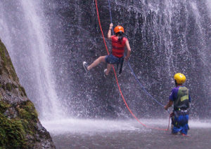 Canyoning dans le Vercors