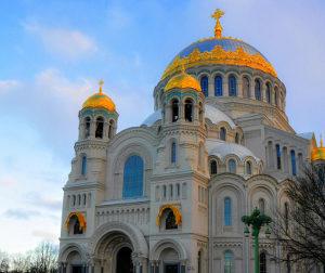 Moscou & St Pétersbourg, croisière