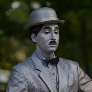 Sur les traces de Charlie Chaplin