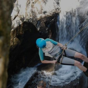 Sortie canyoning