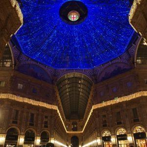 Marché de Noël à Milan
