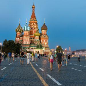 Les capitales Russes