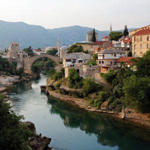 Croatie, Bosnie, Italie